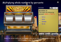 Calculating the percent numbers slot machine game, percentage calculation of number, how to calculate the percentage of numbers provided