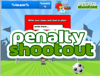 Multiplication and division of fractions with whole numbers game, multiply and divide fractions with whole numbers penalty shootout game for kids, fractions multiplication game for children, fractions division game for kids