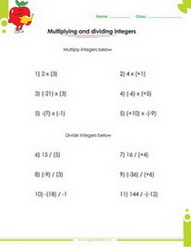 algebraic expressions pdf printable worksheets with integers multiply algebraic expressions worksheet divide algebraic expressions  worksheet