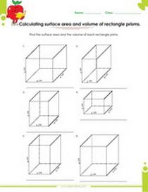 besides The Volume and Surface Area of Triangular Prisms  C  math worksheet as well Surface Area Worksheets also Perimeter Math Worksheets Activities Amusing Grade 6 Area And About likewise  additionally  moreover Volumes of Prisms  Worksheet by Tristanjones   Teaching Resources moreover Volume Rectangular Prism Worksheet Info Of Prisms Worksheets likewise Solid figures  volume and surface area worksheets pdf additionally Surface Area and Volume of Prisms by dannytheref   Teaching additionally  together with Quiz   Worksheet   Hexagonal Prisms   Study as well Surface Area Worksheets also Geometry Unit 7 Cylinder Sphere Rectangular Prism Surface Area further Free Worksheets Liry   Download and Print Worksheets   Free on further Math worksheets surface area of prisms  688047   Myscres. on surface area of prisms worksheet